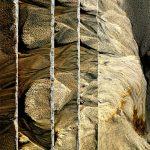 Des créations photographiques. Le sable dessine ce que j'appelle des arenaglyphes. Des formes étranges et éphémères qui parcourent l'entrant au gré des marées. Une collection qu'il a fallu compiler sur plus de 20 années. A vous de découvrir ces arénaglyphes et autres créations de la nature.