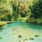 Destinations nous amène cette fois à découvrir l'Albanie. Et notamment le fameux blue eye, anciennement réservé à la vue des responsables du pays.
