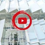 Vidéo servant de support à la présentation de la toute nouvelle Halle 6 Est à Nantes. Ce bâtiment, à la fois tête de proue, et phare de la French Tech Nantaise se visite par l'extérieur en drone et par des plans au sol, mais également en FPV.